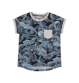 Paper Wings Paper Wings - Raglan Cuff Tshirt - Full House