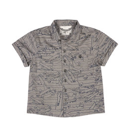 Paper Wings Paper Wings - Short Sleeve Shirt - Gators