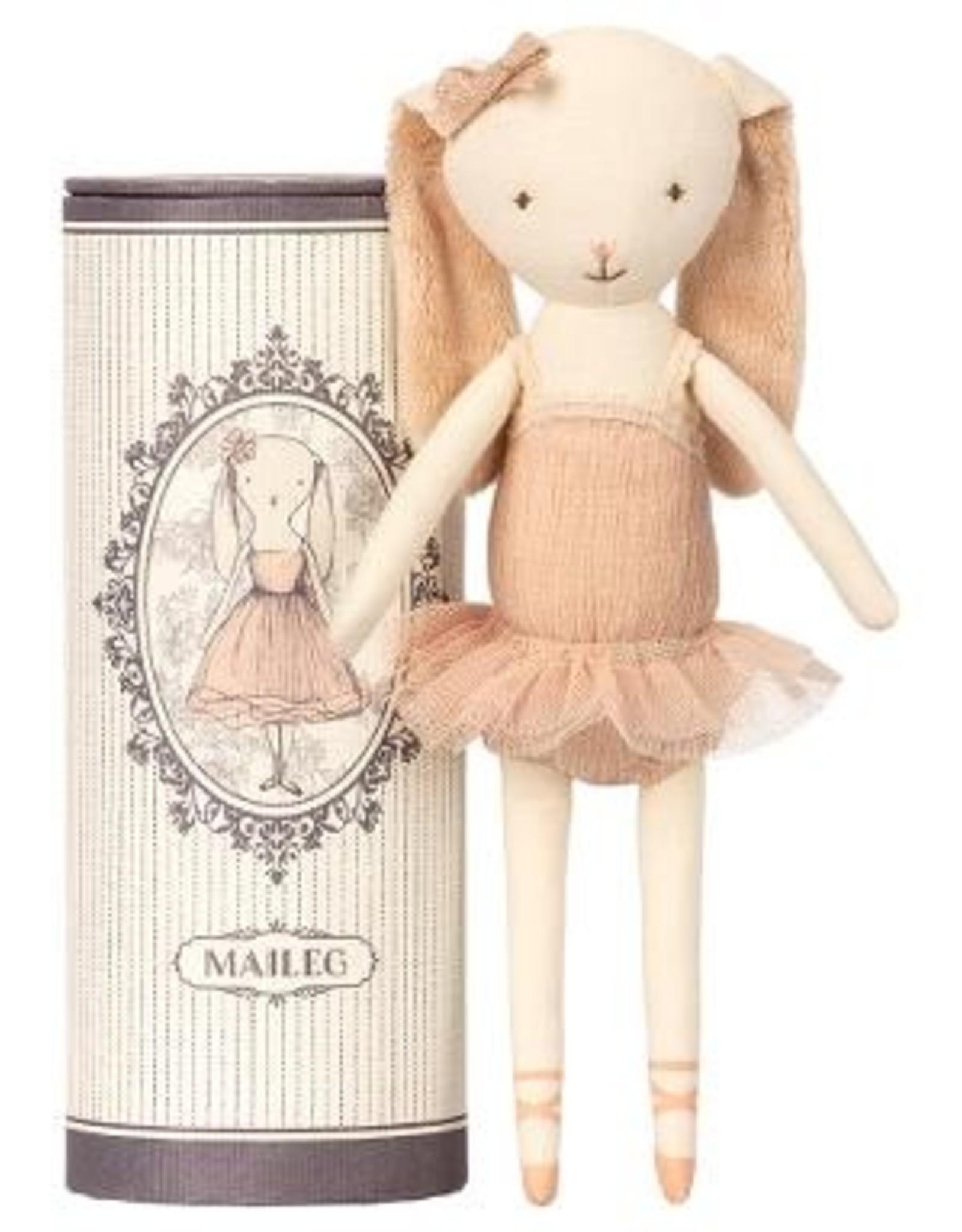 Maileg Maileg - Dancing Bunny Ballerina in Tube