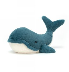 JellyCat Inc. JellyCat - Wally Whale - Tiny