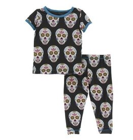 KicKee Pants KicKee Pants - Short Sleeve Pajama Set
