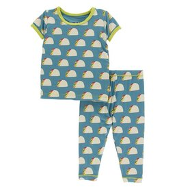KicKee Pants KicKee Pants - Short Sleeve Pajama Set