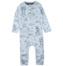 ENFANT Enfant - Ink Playsuit Oekotex