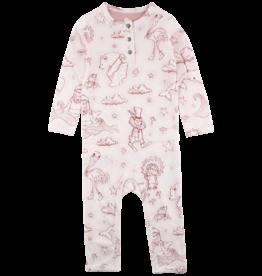 ENFANT Enfant - Ink Playsuit Oekotex