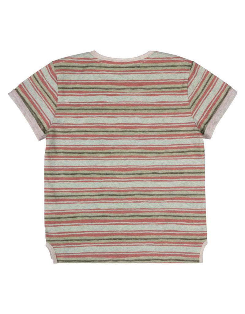 Paper Wings Paper Wings - Cuffed T-Shirt