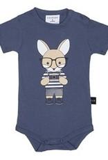 HUXBABY HUX - Fox Onesie