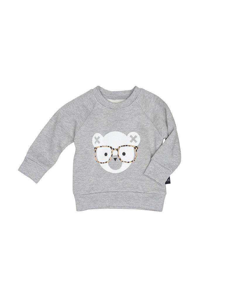 HUXBABY HUX - Nerd Bear Sweatshirt