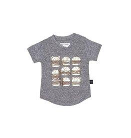HUXBABY HUX - Square Burger T-Shirt