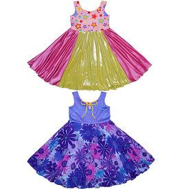 Twirly Girl Twirly Girl - Original Reversible Dress - Dreamtopia