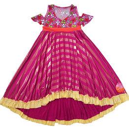 Twirly Girl Twirly Girl - Can Can Dress - Fantastical Rosy World