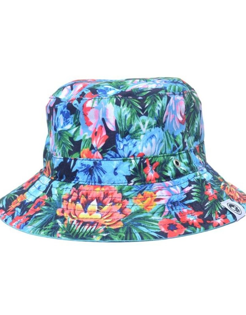 Headster- Bucket Hat (Reversible)