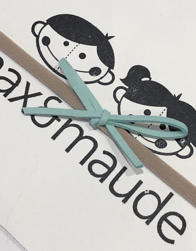 Max & Maude The Maude Bow- Mint