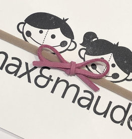 Max & Maude The Maude Bow- Pink