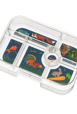 Yumbox Yumbox - Original 6 Compartment - Mystic Aqua