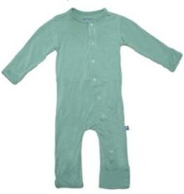 KicKee Pants KicKee Pants - Solid Coverall With Snaps