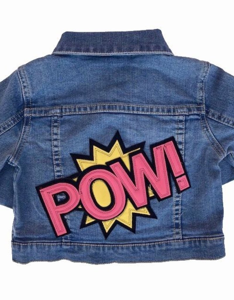 Wee Monster Wee Monster - POW Jacket