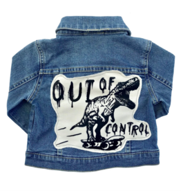 Wee Monster Wee Monster - Out of Control Jacket