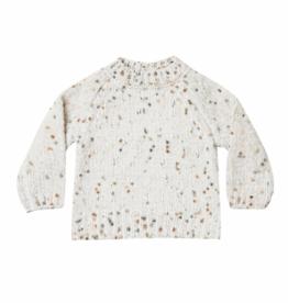 Rylee + Cru Rylee + Cru - Pom Chenille Sweater