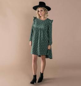 Rylee + Cru Rylee + Cru - Northern Star Piper Dress