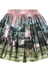 Paper Wings Paper Wings - Gathered Skirt