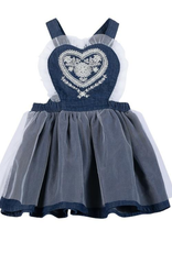 Paper Wings Paper Wings - Pinafore Skirt