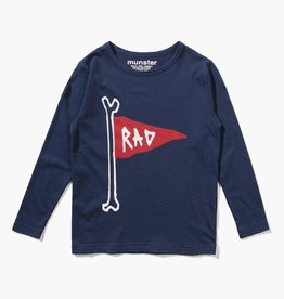 MUNSTERKIDS Munster - Jersey L/S T-Shirt - Flag Pole