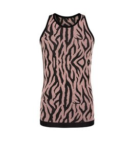 The New Pure - Zebra Tank Top