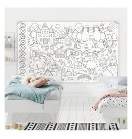 Art - Giant Coloring Poster