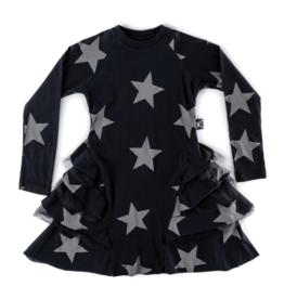 NUNUNU Nununu - Star Layered Dress