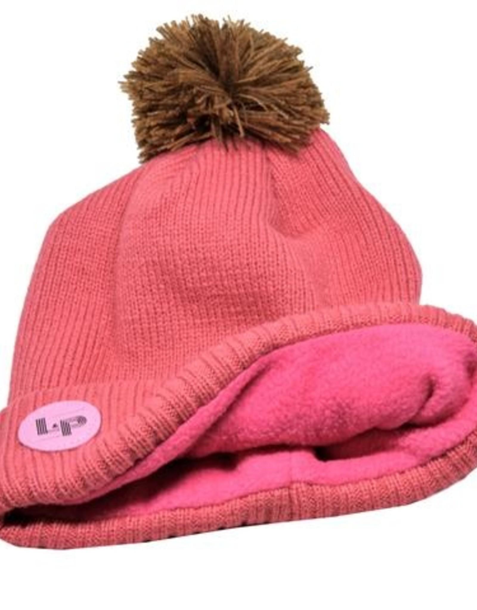 L & P - Bobble Knit Hat - Whistler