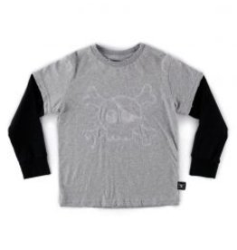 NUNUNU Nununu - Festive Skull T-Shirt