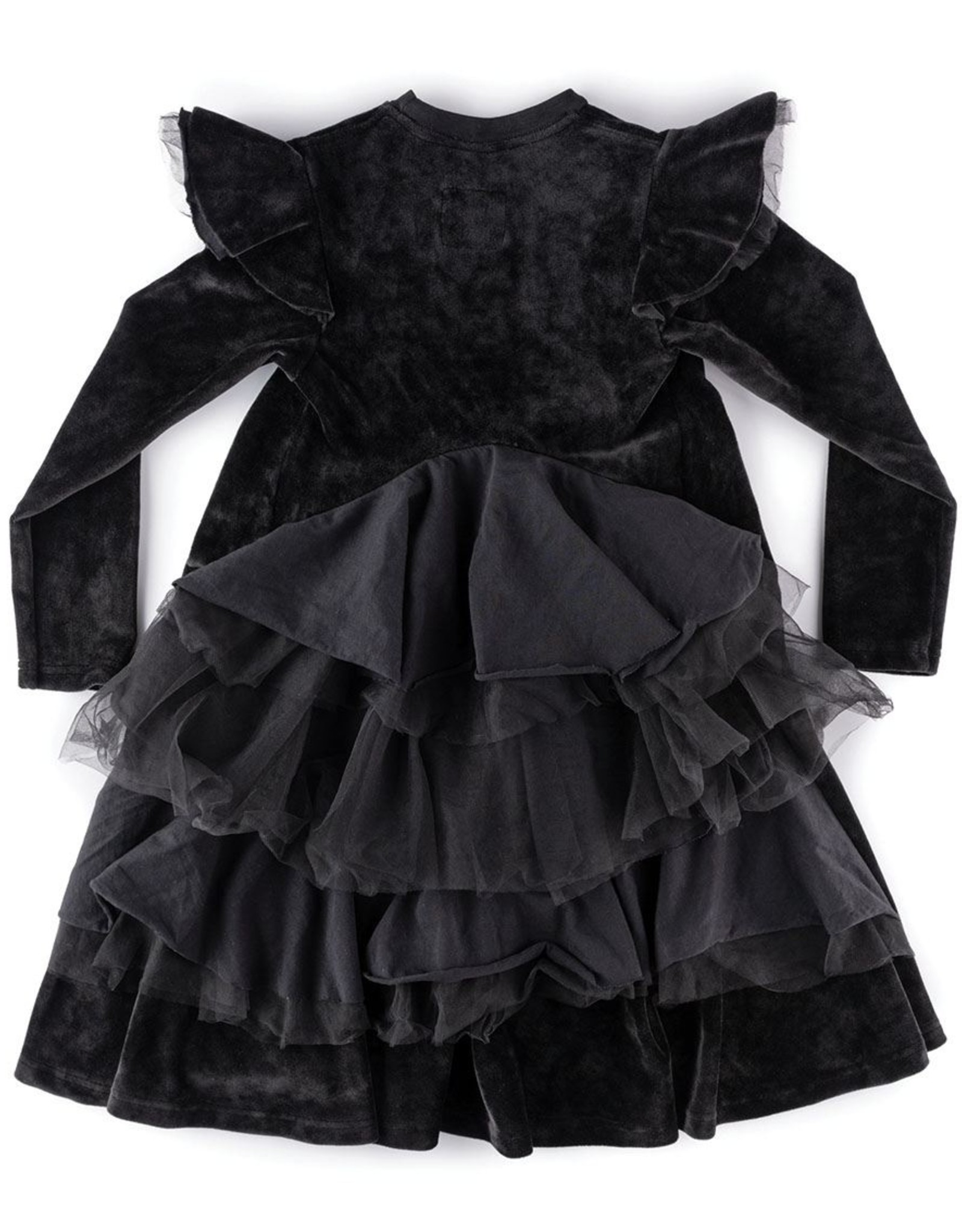 NUNUNU Nununu - Velvet Party Dress