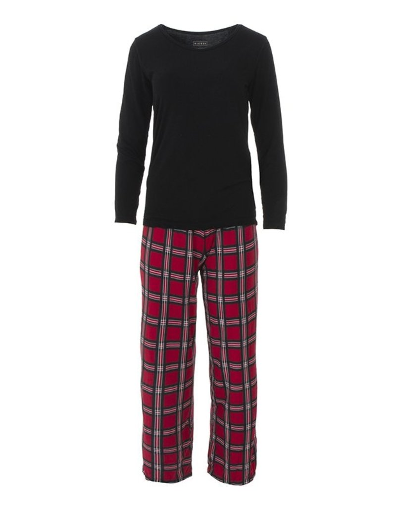 KicKee Pants KicKee Pants - Women's 2 pc L/S Pajama Set