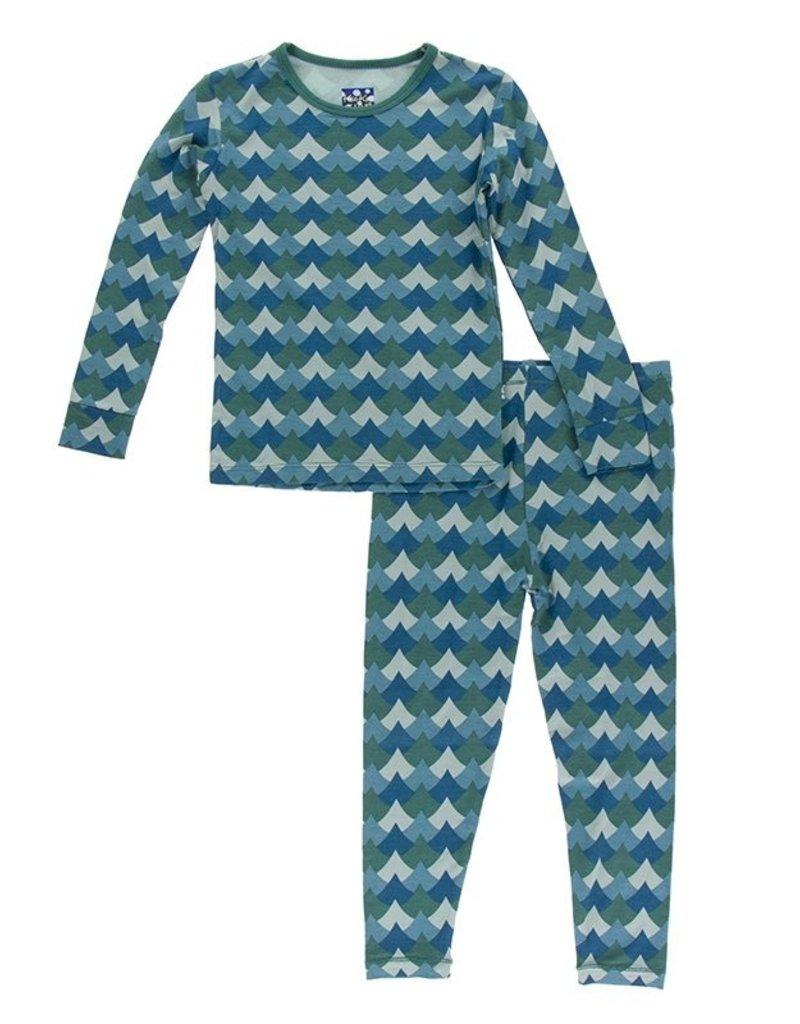 KicKee Pants KicKee Pants - Long Sleeve Pajama Set