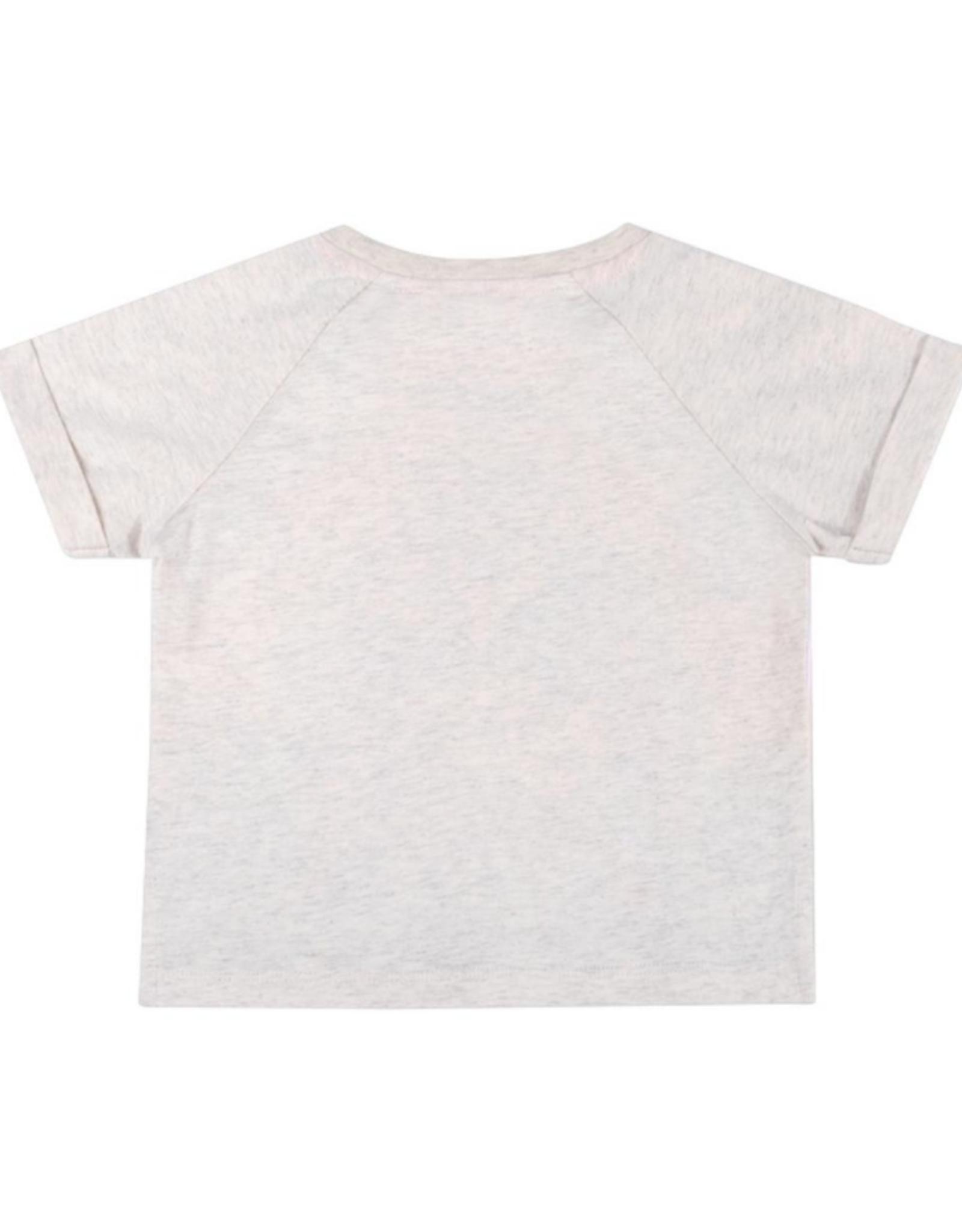 Paper Wings Paper Wings - Raglan Cuff T-Shirt