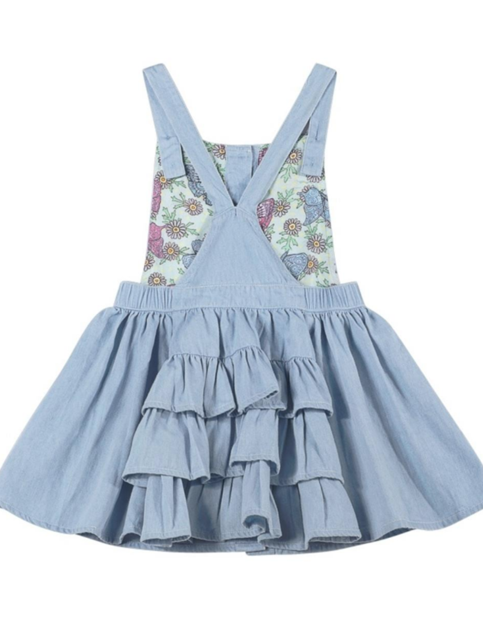 Paper Wings Paper Wings - Bustle Overalls