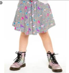 Chaser Chaser - Girls Cozy Knit Skort with Pockets