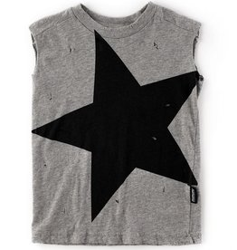 NUNUNU Nununu- Mega Star Sleeveless Shirt