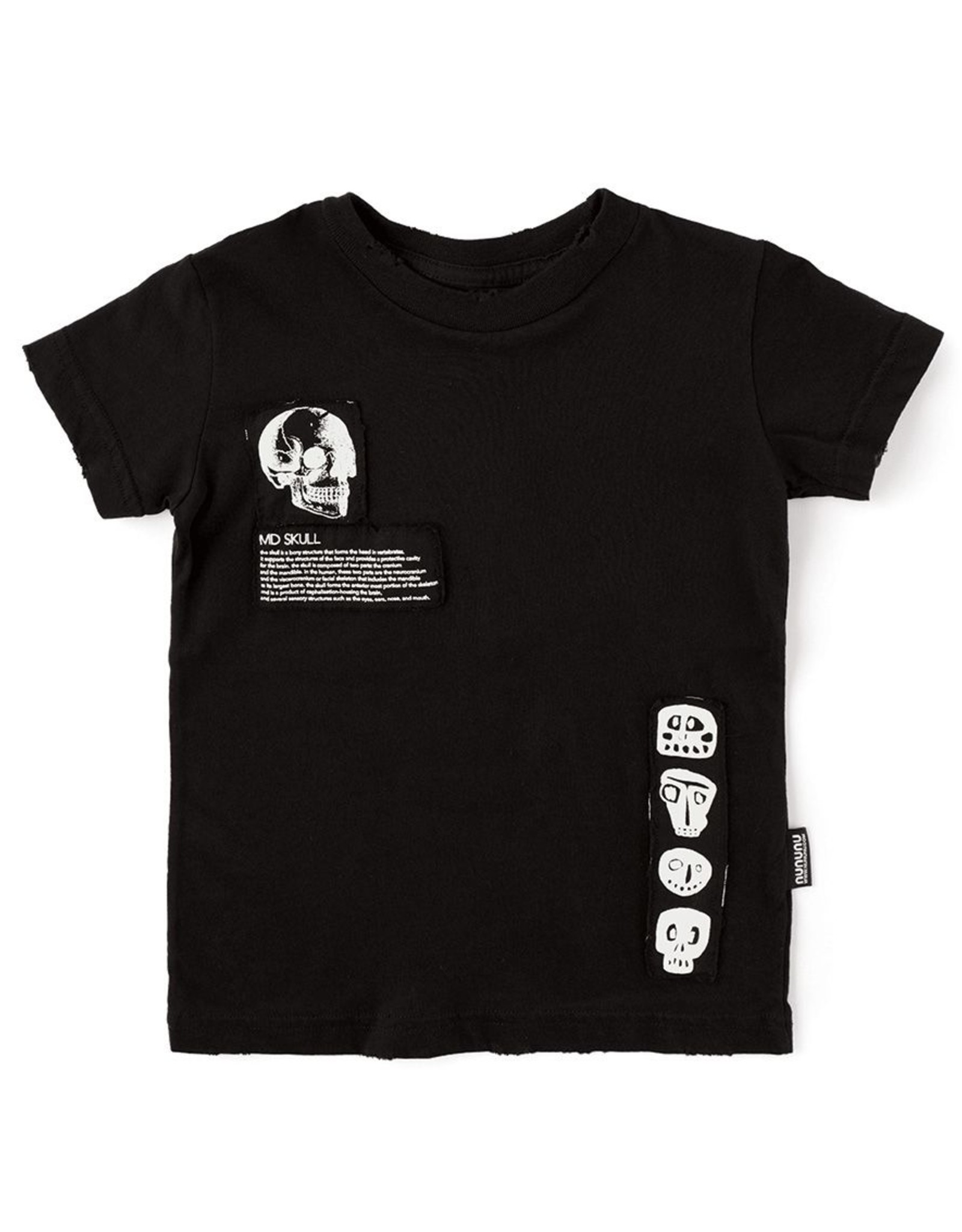 NUNUNU Nununu - Skull Evolution T-Shirt