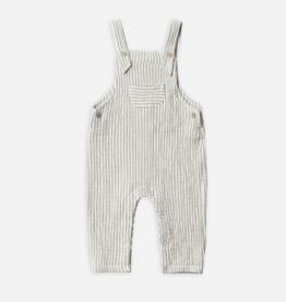 Rylee + Cru Rylee + Cru - Stripe Baby Overall