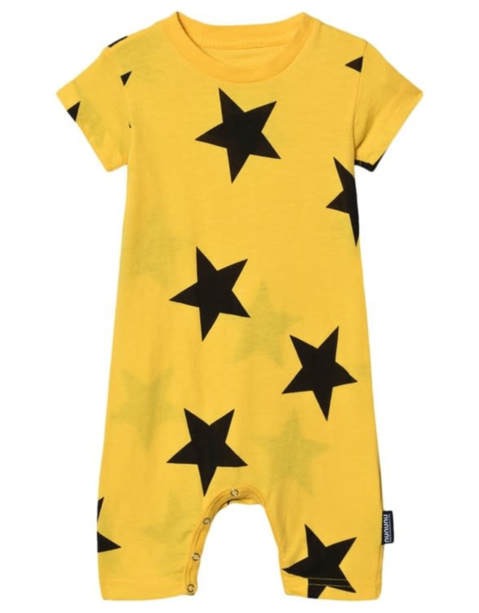 NUNUNU Nununu - Star Playsuit