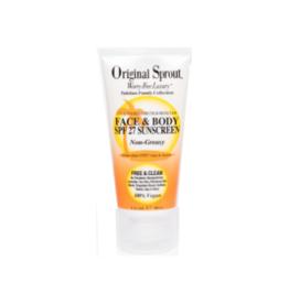 Original Sprout Original Sprout - Face & Body Sunscreen 3oz.