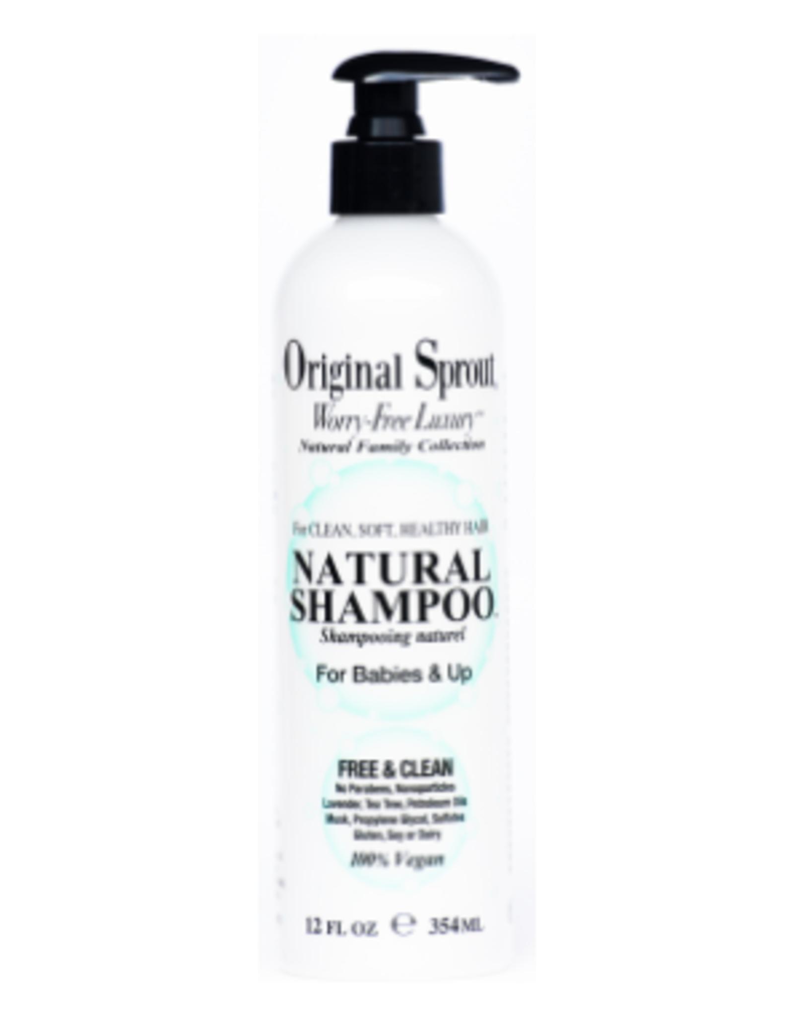Original Sprout Original Sprout - Natural Shampoo 12oz.