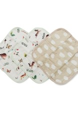 loulou LOLLIPOP loulou LOLLIPOP - Washcloth - 3 pack