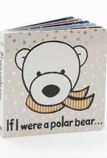 JellyCat - Book - If I were a Polar Bear