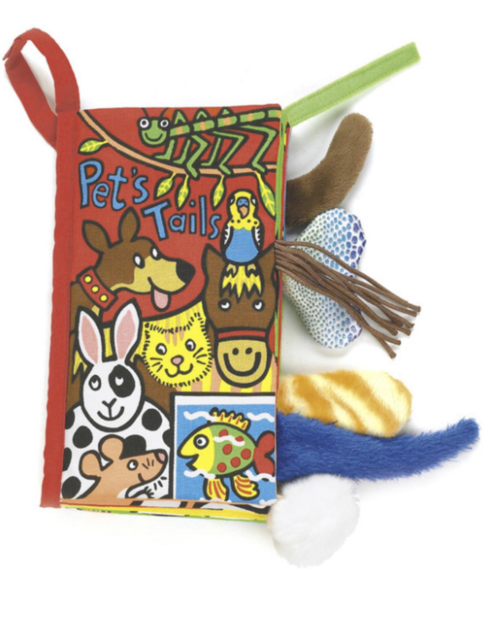 JellyCat - Book - Pet Tails