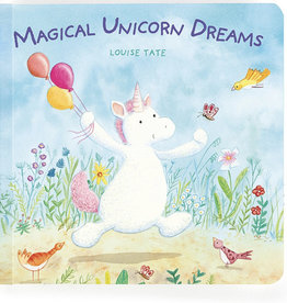 JellyCat - Book - Unicorn Dream