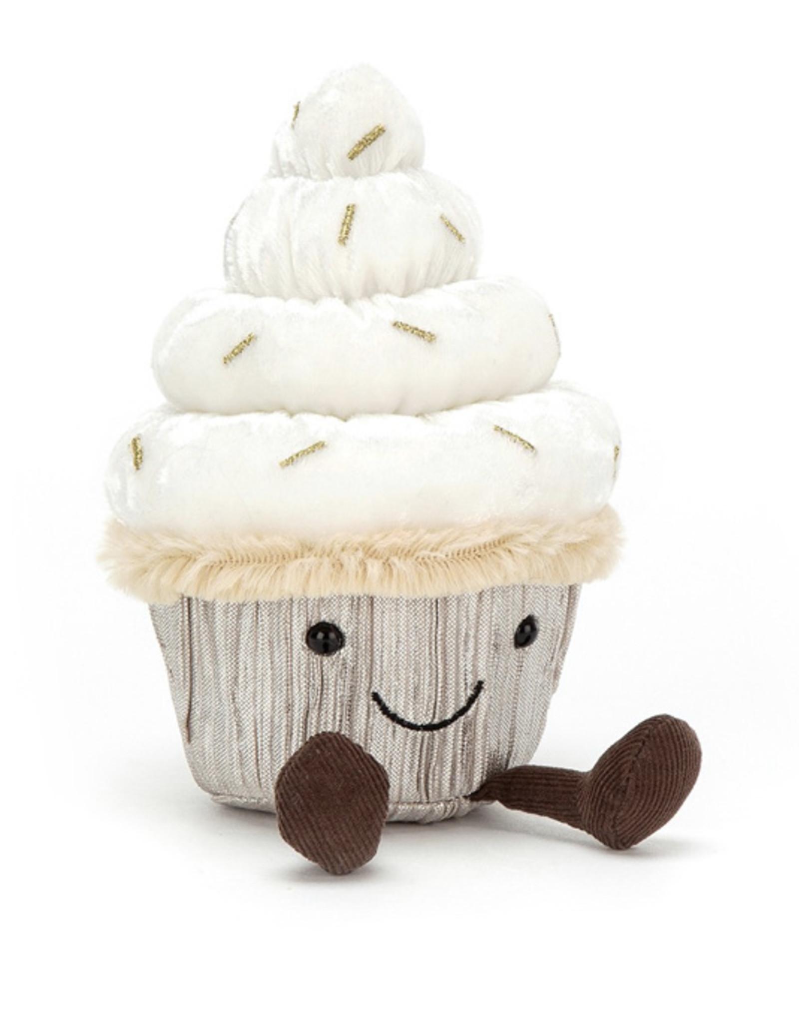 JellyCat - Frosty Cutie Cupcake