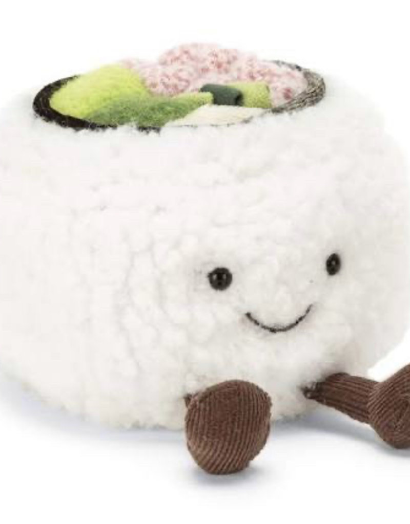 JellyCat - Silly Sushi - California Roll