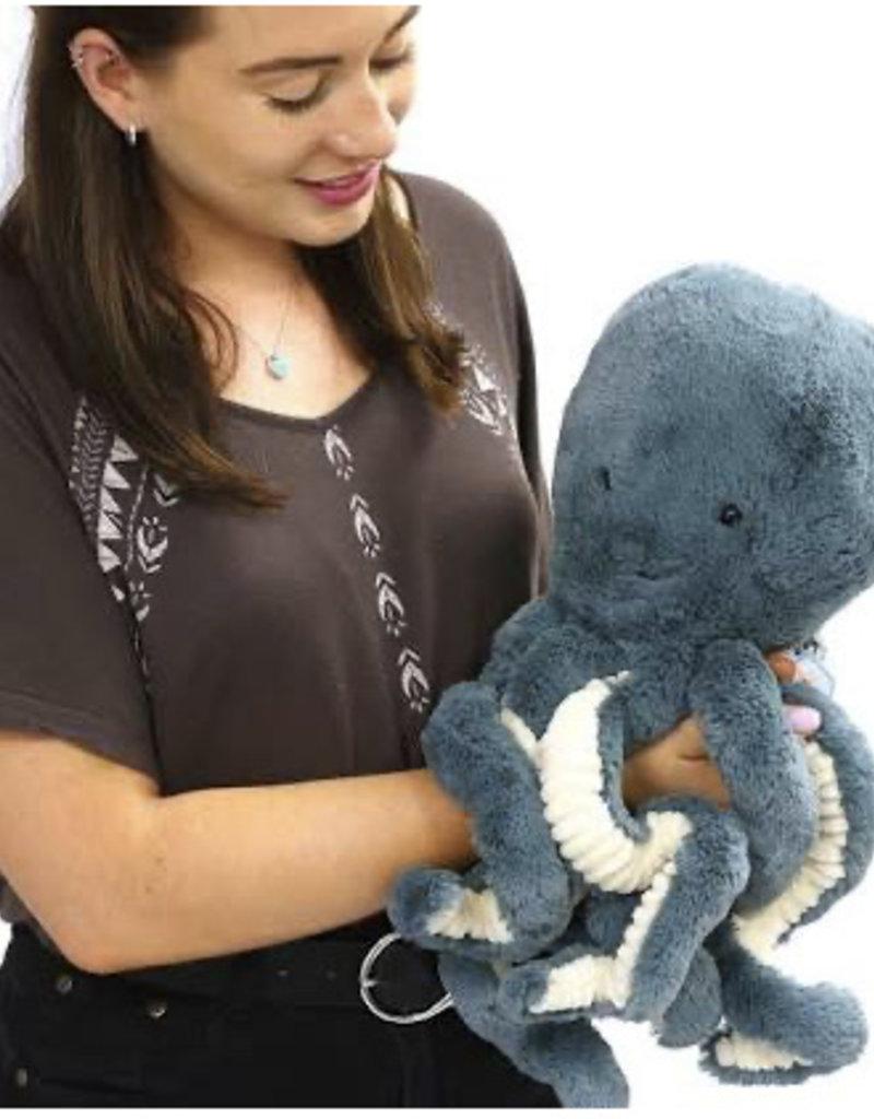 JellyCat - Storm Octopus